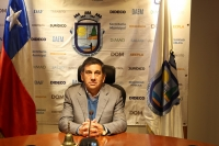 ALCALDE DE EL TABO ALFONSO MUÑOZ ARAVENA