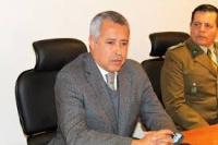 Juez de Policía Local de El Tabo Luís Díaz Aracena