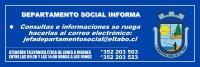 CORREO Y TELÉFONOS DEL DPTO. SOCIAL
