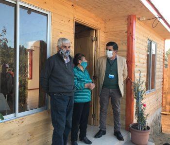 Emocionante entrega de viviendas de programa de habitabilidad 2019 – 2020