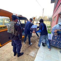 Desde este viernes se reinicia entrega de cajas de mercadería en El Tabo