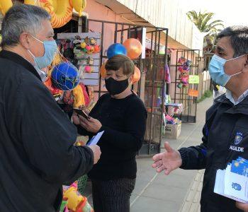 Con preocupación reaccionó alcalde de El Tabo tras apertura del Minsal a traslado interregional