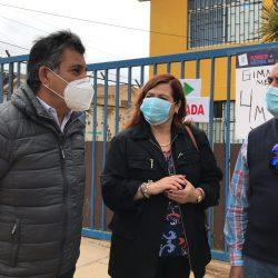 Alcalde de El Tabo destacó participación de jóvenes y adultos mayores en plebiscito del domingo