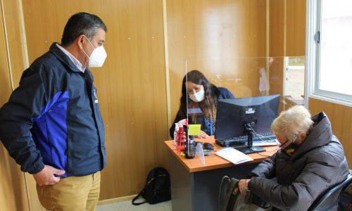 Nueva oficina de orientación y atención de contribuyentes en la municipalidad de El Tabo