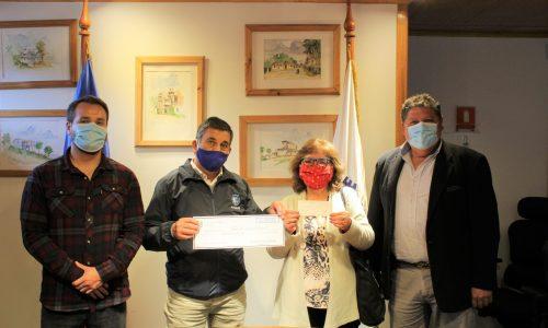 Más de $ 42 millones en subvenciones entregó Municipio de El Tabo a organizaciones de la comuna