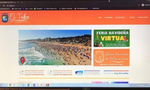 Abiertas Postulaciones para Feria Navideña Virtual en la Web Municipal www.eltabo.cl