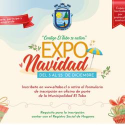 Lista de beneficiarios Expo Navidad