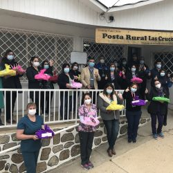 Se declara cierre temporal de la posta rural Las Cruces por PCR positivo