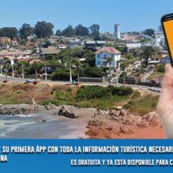 Municipalidad EL Tabo lanzó la primera App con información turística de la comuna