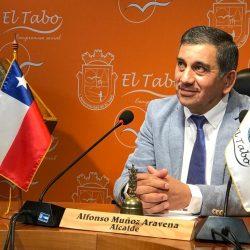 Solemne ceremonia de juramento de alcalde y concejales de El Tabo