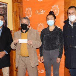 Municipalidad de El Tabo entrega subvención a la Junta de Vecinos N°1 Las Cruces