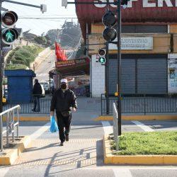 Municipalidad habilita nuevo punto de regulación de tránsito en el centro de El Tabo